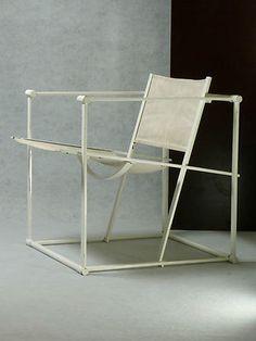 Cube Chair FM60  Designer: Radboud van Beekum  für Pastoe Utrecht, Netherlands