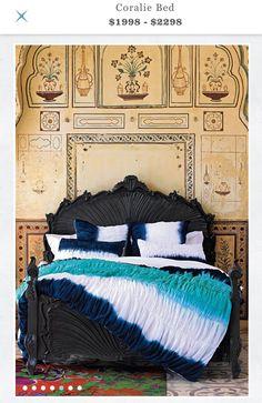 Regal bed frame