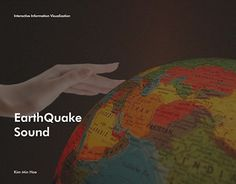 "Check out new work on my @Behance portfolio: ""earthquake Sound"" http://be.net/gallery/46515859/earthquake-Sound"