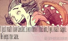 Don't Starve Confessions - I feel the exact same way about Chester. Sweet, friendly Chester :3