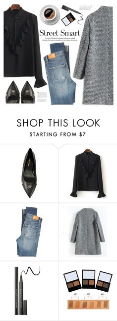 """""""TD"""" by yexyka ❤ liked on Polyvore featuring Yves Saint Laurent, Citizens of Humanity and twinkledeals"""
