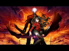 Fate stay night Unlimited Blade Works ED イケボ