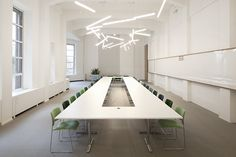Halo Lineal pendant designed by Martín Azúa. http://www.vibia.com/en/lamps/show/id/23414/hanging_lamps_halo_lineal_2341_design_by_martin_azua.html?utm_source=pinterest&utm_medium=organic&utm_campaign=halo_lineal