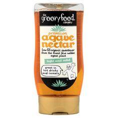 Groovy Food Agave Nectar 250Ml - Groceries - Tesco Groceries