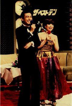 ザ・ベストテン The Best Ten,1978-1989,japanese music tv show