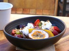 Melbourne Trip, Cafe Restaurant, Fig, Acai Bowl, Restaurants, Breakfast, Cafes, Acai Berry Bowl, Morning Coffee