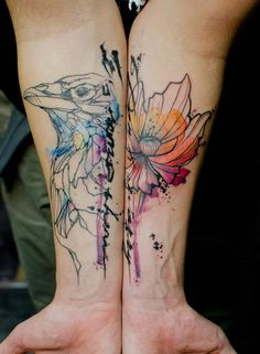Amazing tattoos by Niko Inko