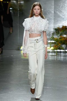 Rodarte - Spring 2017 Ready-to-Wear