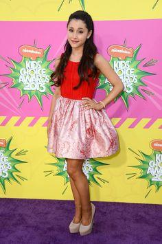 Ariana Grande - 2013 Kids Choice Awards