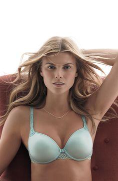 Belarusian model Maryna Linchuk