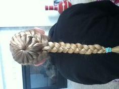 Pinwheel braids