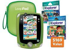LeapPad2 disney super bundle