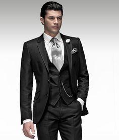 Vestito nero cerimonia uomo