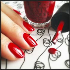 OPI All I want for Christmas is OPI <3 <3 <3