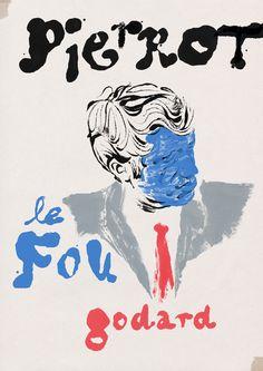 Pierrot le Fou - Jean-Luc Godard