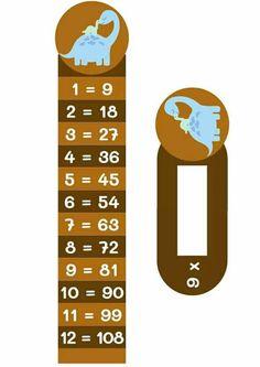 Blog Educação e Transformação: 👍Tabuada interativa de multiplicar School Worksheets, Multiplication, Ideas Para, Homeschool, Teaching, Sight Word Activities, Multiplication Grid, Kids Math, Multiplication Tables