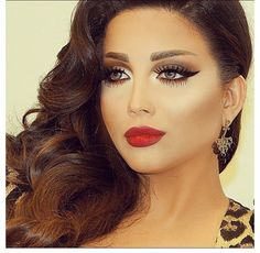 Makeup by SAMER khouzami- This is happening at my graduation party