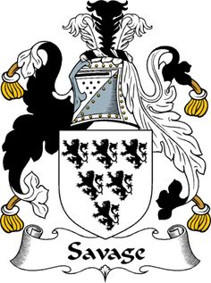 Savage Clan Coat of Arms