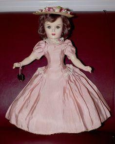 "Very RARE Lovely Vintage Madame Alexander ""Hulda"" with Clover Wrist Tag | eBay"
