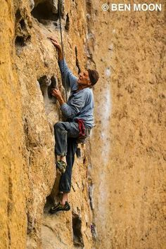 Live to the last - Fred Becky still climbing at 89 years old!