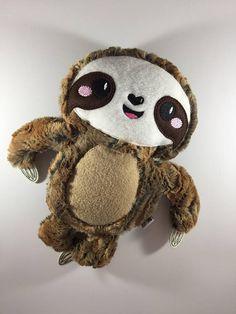 Sloth Plush Toy Stuffed Sloth Sloth Doll Sloth Toy Sloth