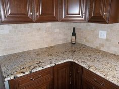 Caroline Summer Granite Design Ideas, Pictures, Remodel and Decor