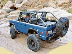 Custom Bronco Bronco - ford bronco