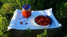 Šípková marmeláda, dobré rady jak ji udělat + recepty na čaje z šípku Food Storage, Food And Drink, Canning, Desserts, Kitchen, Recipes, Kitchens, Tailgate Desserts, Deserts
