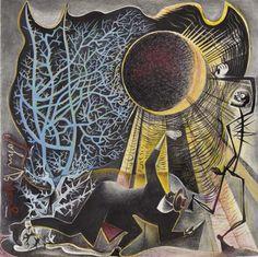 """""""Moonstruck"""" by John Byrne"""
