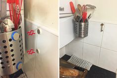 18 ways to organise your kitchen | Sugru