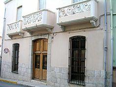 Casa de principis de segle XX. Pedreguer