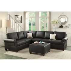 Found it at Wayfair - Mario Reversible Chaise Sectional