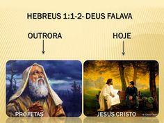 Palavra e Ação : Hebreus1 Comentários  de  Felix H. Cortez