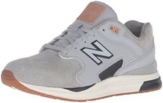 New Balance Men's ML1550 Classic Running Revlite Fashion Sneaker, Silver Mink, 9.5 D US *** Check out the image by visiting the link.