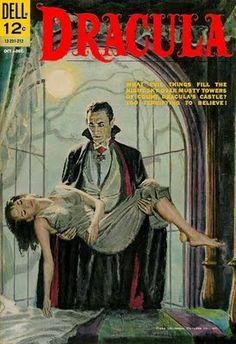 Dracula, Dell Comics