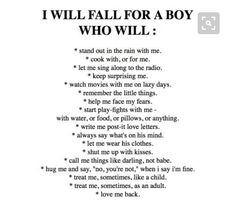 30 Best What A Girl Wants Images Boyfriends Thoughts Boyfriend