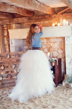 Rustic Chic Inspiration Shoot (From France) - The Bride's Cafe