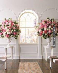 Awesome - 13 peony-inspired wedding ideas! | CHECK OUT MORE GREAT PINK WEDDING…