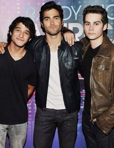 Why does Dylan and Tyler H. Look like they should be in the movie Grease?