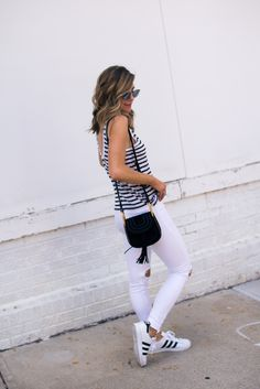 White Jeans @cellajane.com