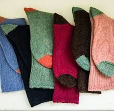 Say yes to wool socks #thicker the better