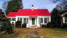 Red Brick House With Shutters Traditional Exterior Color Schemes