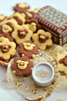 Eid sheep cookies