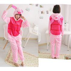 Pig Onesies Kigurumi Sleep Suit Huispak