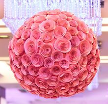Design, Decor & Planning for Weddings & Events in Goa Paper Roses, Goa, Service Design, Centerpieces, Wedding Planning, Floral, Handmade, Ceiling, Decor