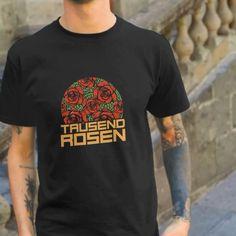 Drauf gib i tausend rosen Mens Tops, Fashion, Moda, Fashion Styles, Fashion Illustrations