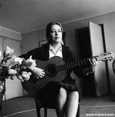 Chabuca Granda, dueña y señora de la canción criolla.