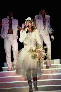 #madonna#1985#80s#live#virgin tour