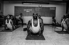 Prison Yoga Project: Robert Sturman ~ Artist/Photografía