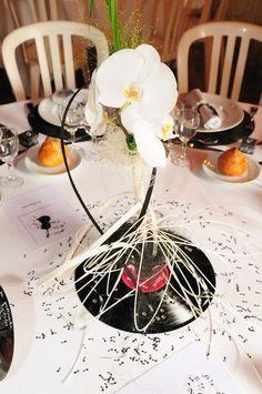 centre de table mariage lumineux led submersible perles. Black Bedroom Furniture Sets. Home Design Ideas